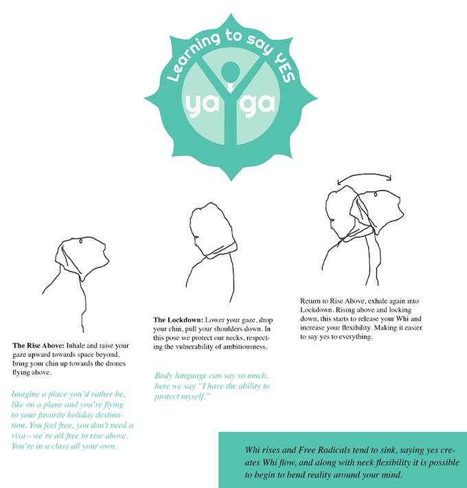 YAGA builds flexibility