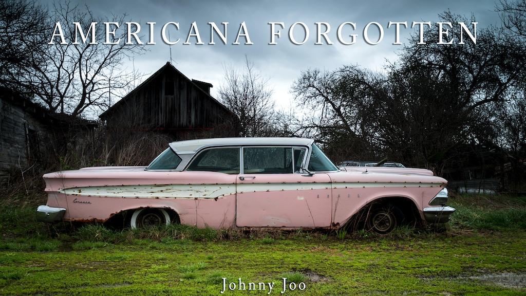 Americana Forgotten project video thumbnail