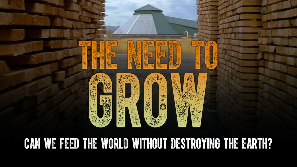 The Need To GROW project video thumbnail