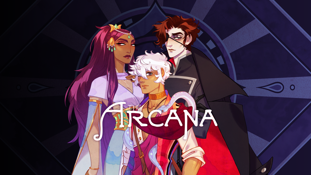The Arcana - Visual Novel project video thumbnail
