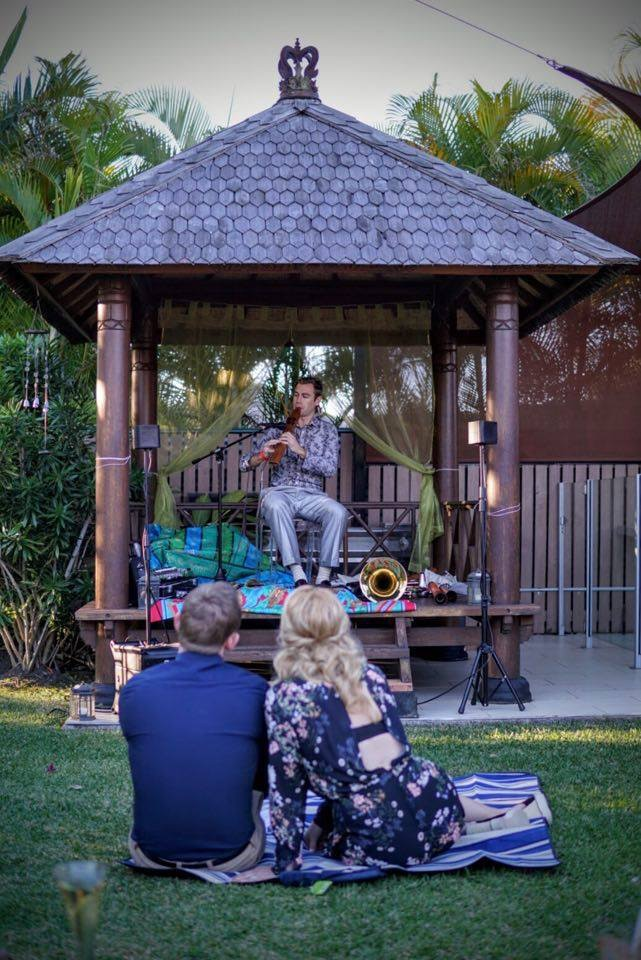 House concert for the amazing Australian/Dutch soprano Mirusia!    Photo by Luke Gregory
