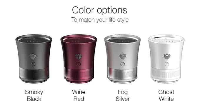 *Please select the color of your Cork on the survey.