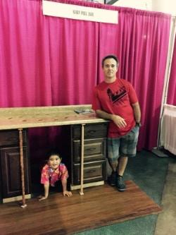 Hawaii Baby Expo set up day!