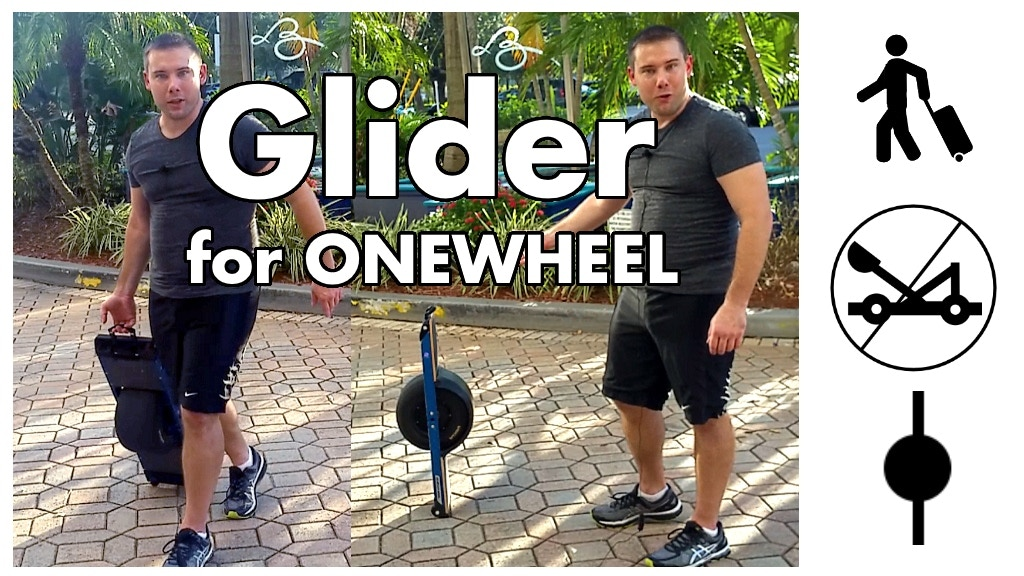 Glider for ONE WHEEL project video thumbnail
