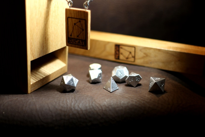 Pure Aluminum dice are the best dice you can get, at any price.