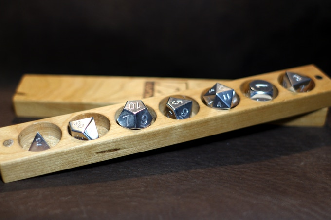 Dice that will surely become your go-to weapons of choice for all your RPG and Gaming needs