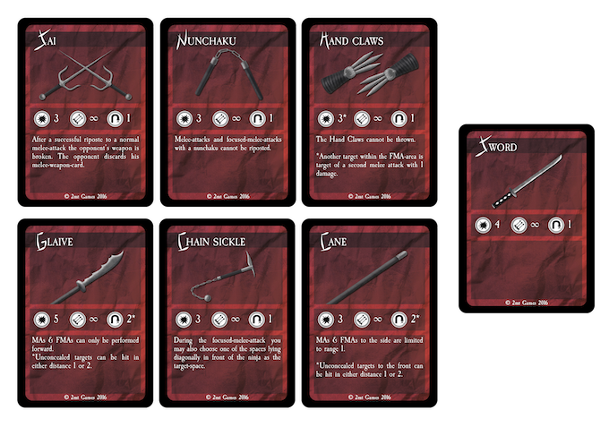 Melee-Weapons (preview)