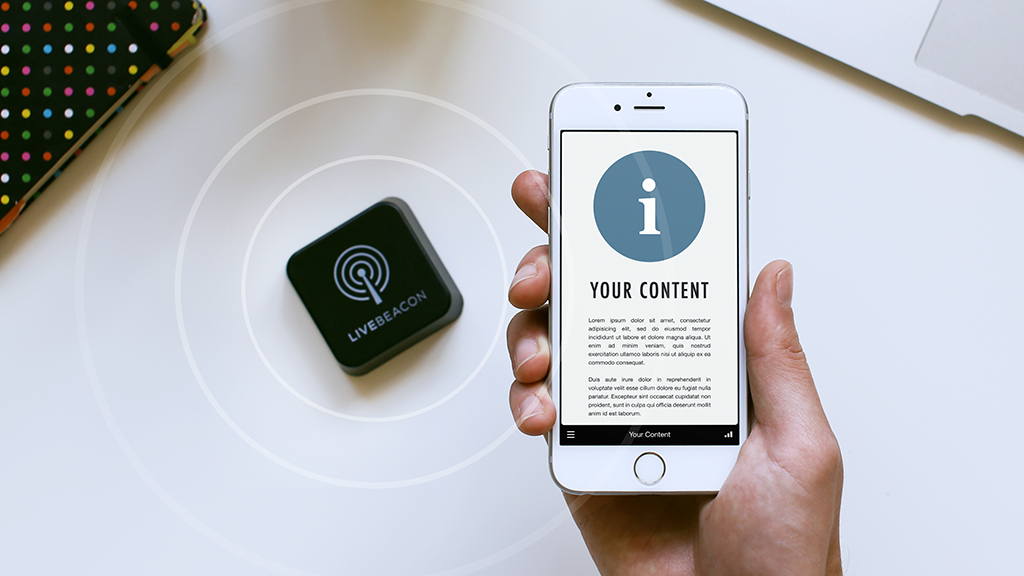 Live Beacon: The World's Simplest iBeacon project video thumbnail