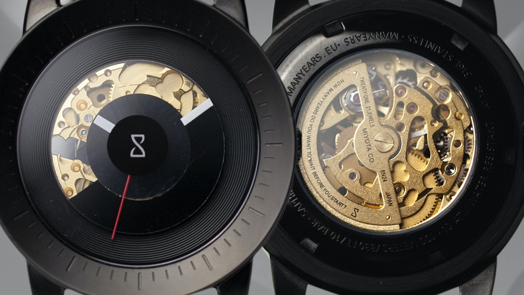 MOTION - A German Designer Watch / Affordable Price project video thumbnail