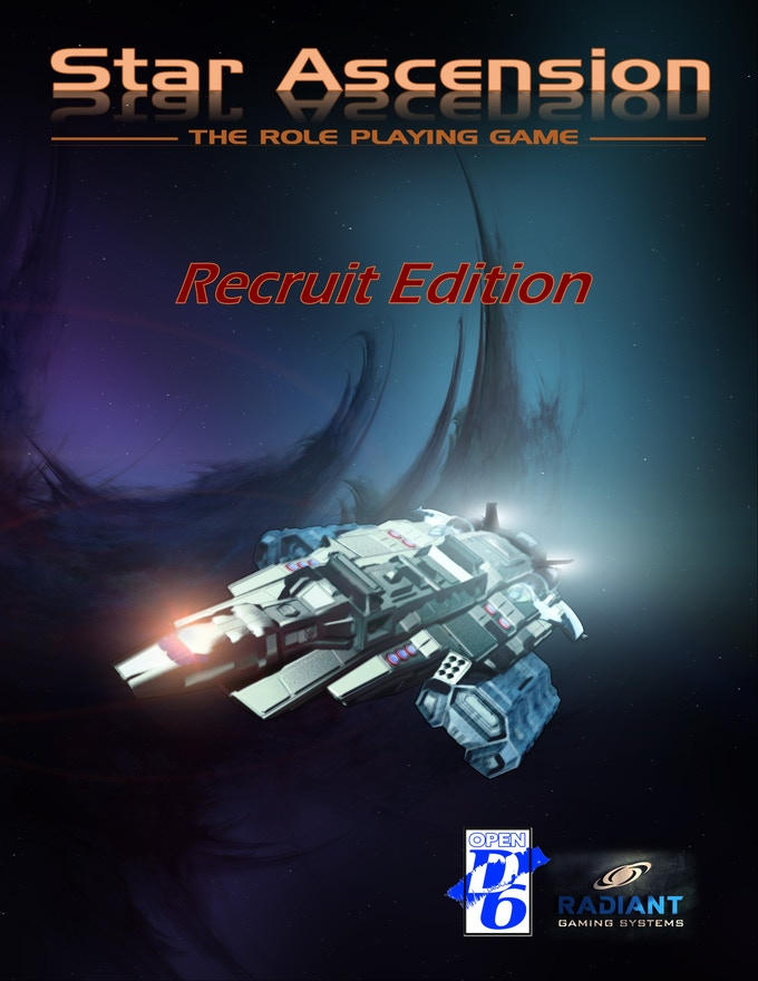 Recruit Edition Cover