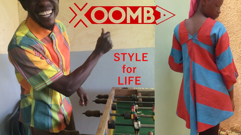 Xoomba Style for Life project video thumbnail