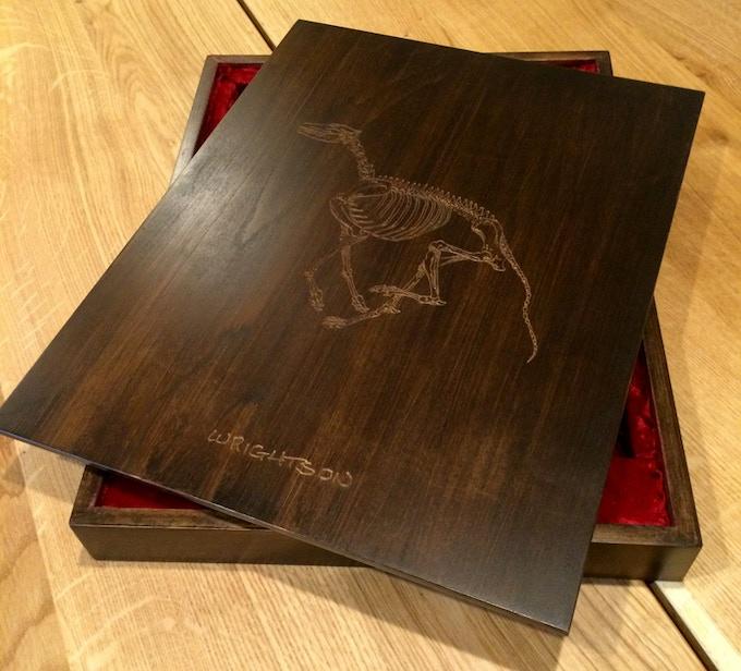 Wood Box edition!