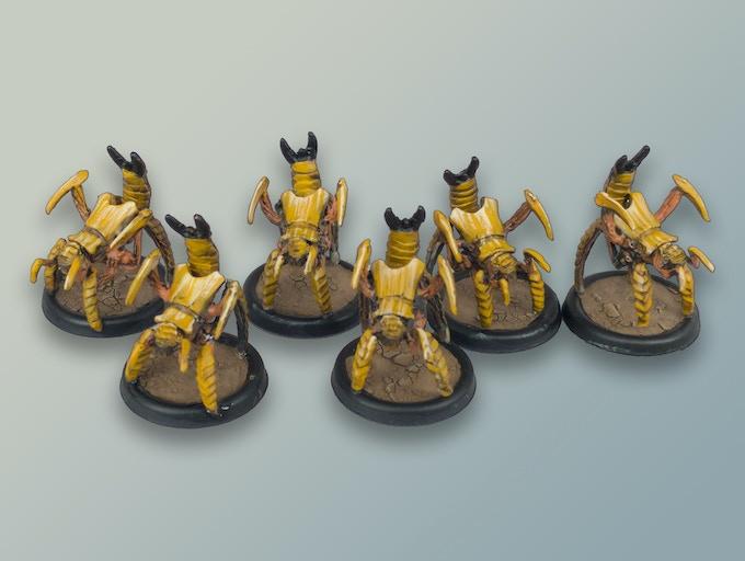 Prime Hive Ground Swarm