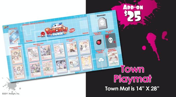 Town Playmat!