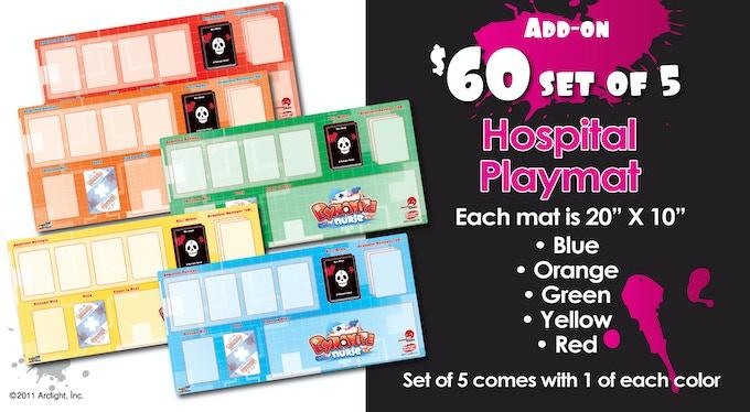 Hospital Playmat Set!