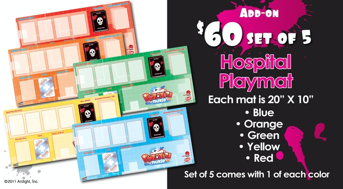 Hospital Playmat Set!