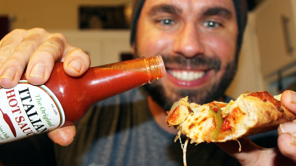 Perfect On Pizza - The Original Italian Hot Sauce project video thumbnail