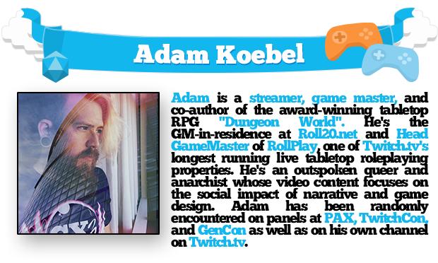 Adam Koebel