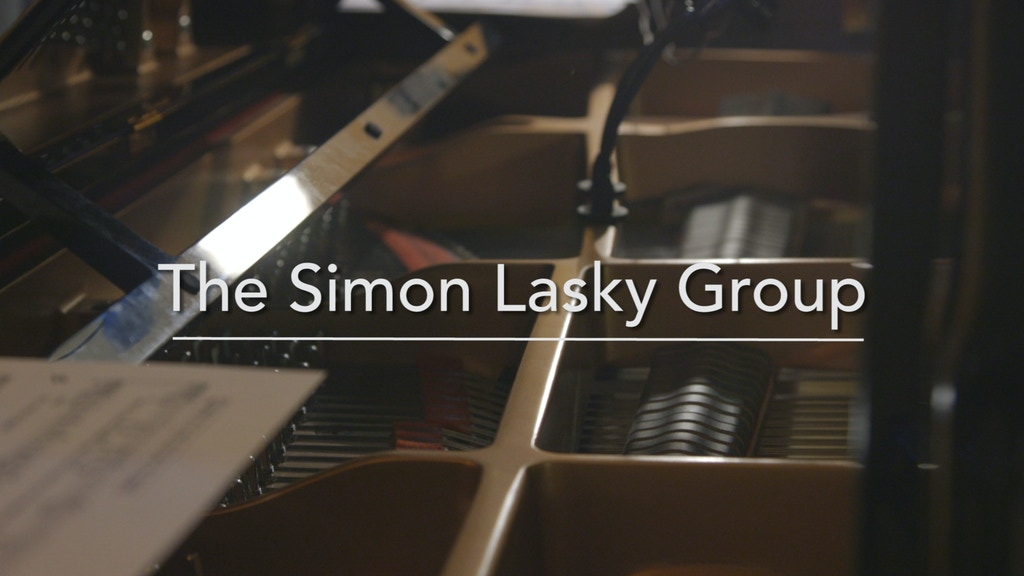 Simon Lasky Group records new album: 'About The Moment' project video thumbnail
