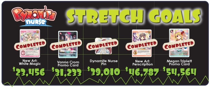 Completed Stretch Goals!