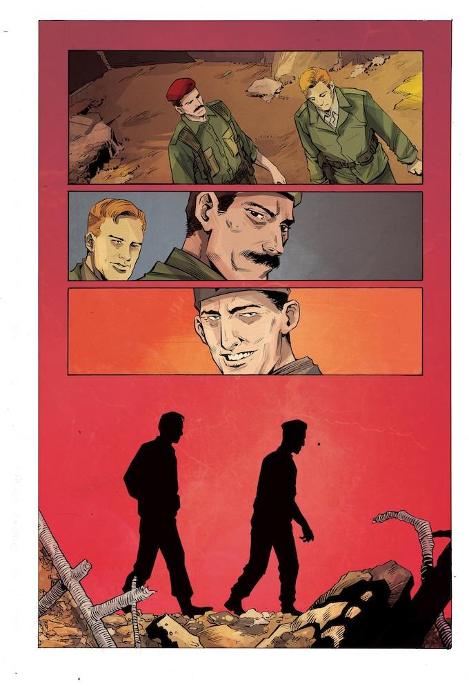 Chasing Hitler #2 page 3