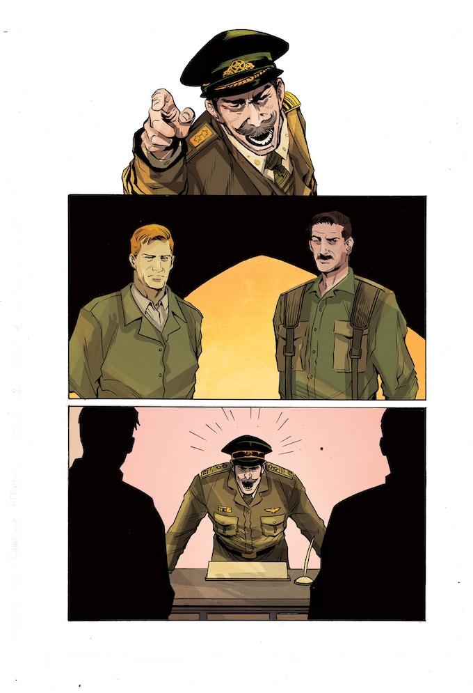 Chasing Hitler #2 page 4