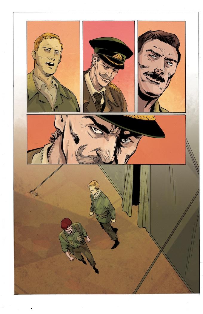 Chasing Hitler #2 page 5