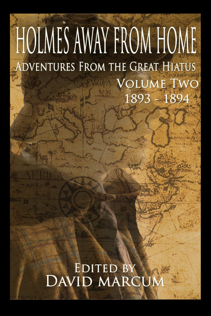 Cover Image of Holmes Away From Home Volume 2