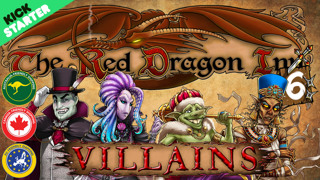 The Red Dragon Inn 6: Villains project video thumbnail