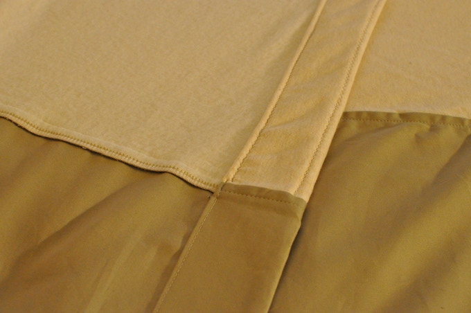 Expert Craftsmanship for soft smooth seams