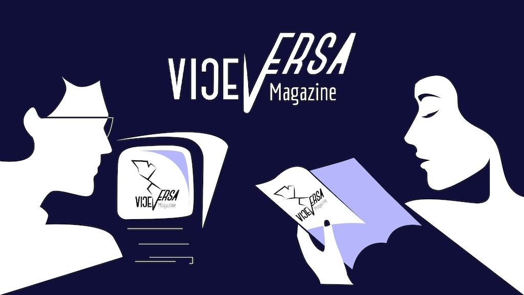 Apoya ViceVersa Magazine | Support ViceVersa Magazine project video thumbnail