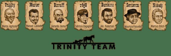 The Trinity Team