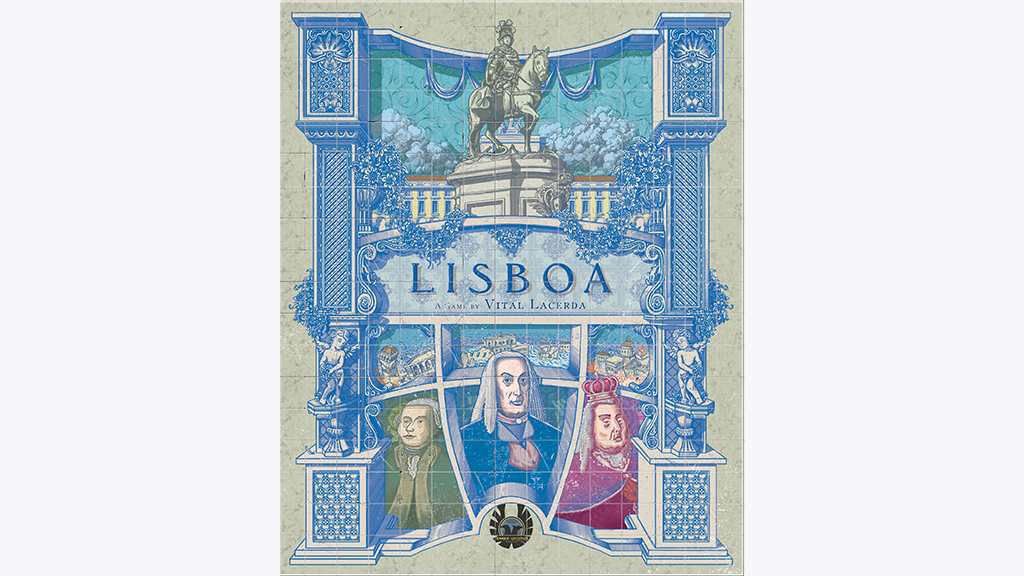 Lisboa: Vital Lacerda's New Game of Rebuilding & Influence miniatura de video del proyecto