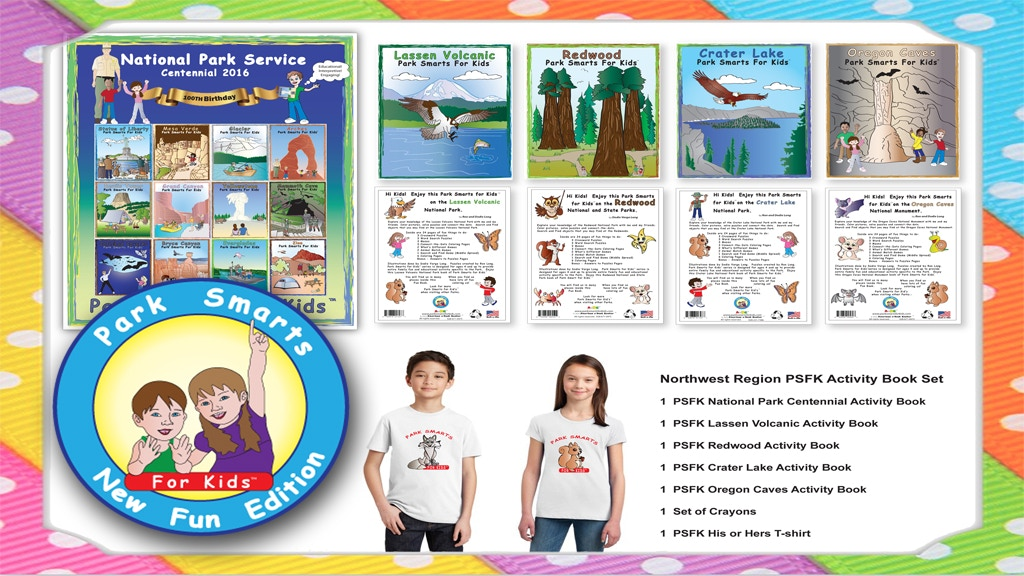 Park Smarts For Kids New Fun Edition project video thumbnail