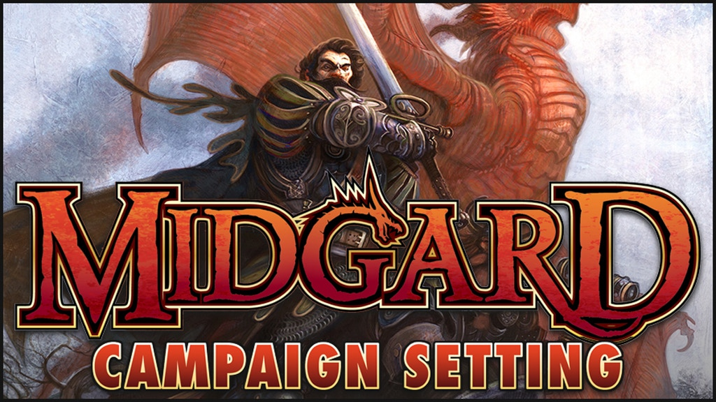 Midgard Campaign Setting: Dark Roads & Deep Magic project video thumbnail