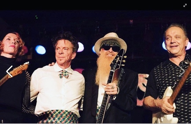 w/ Chris 'Whipper' Layton, Billy Gibbons (ZZ Top) and Jimmie Vaughan