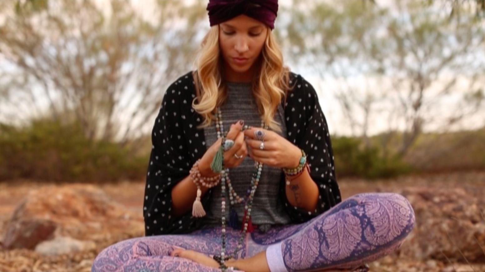 72b45e54d38 The Ripple Project- Mindful Malas by Tara Barchalk — Kickstarter