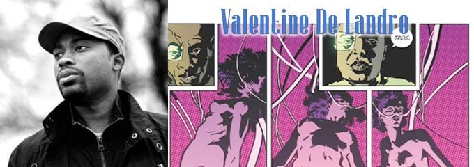 Valentine De Landro (Bitch Planet)