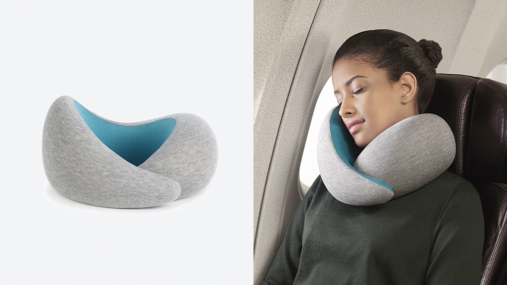 Ostrich pillow go maximum comfort sleep for all necks by for Comfort pillows for sleep
