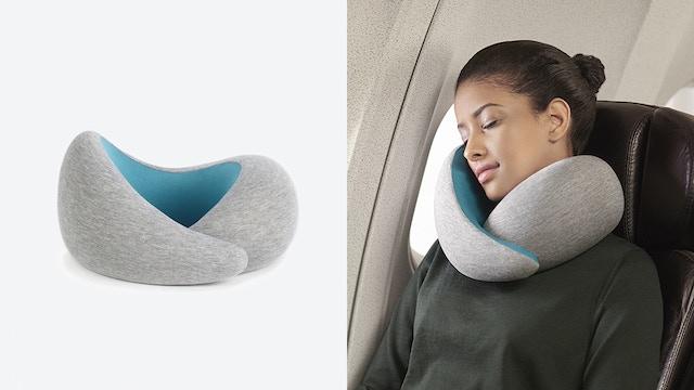 Ostrich Pillow Go Maximum Comfort Sleep For All Necks By