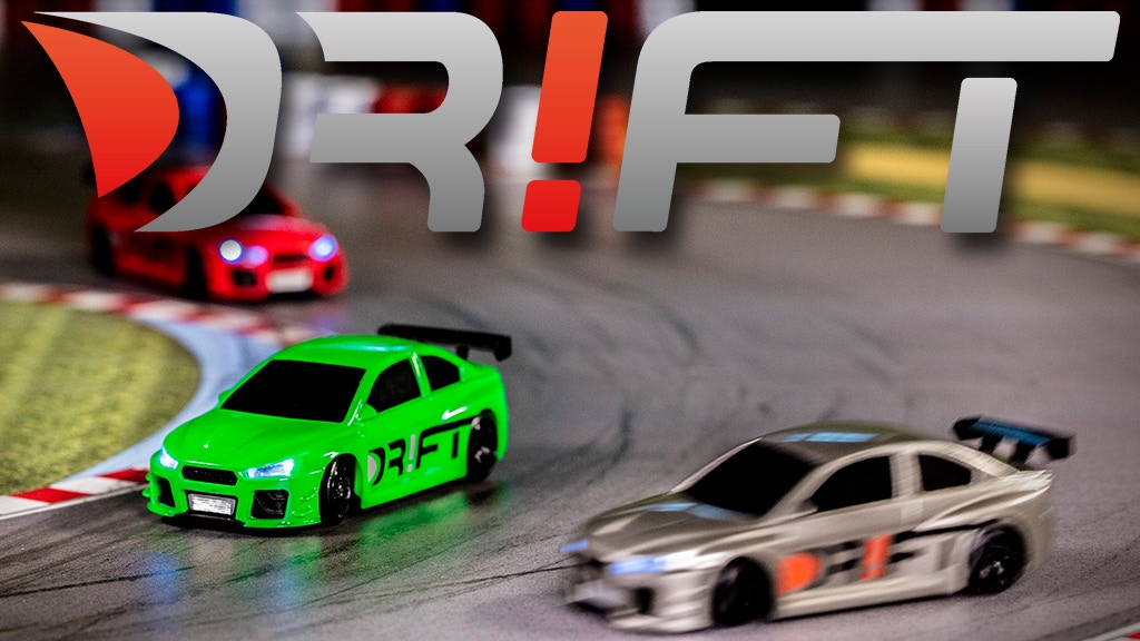 DR!FT - first drift racing simulation right on your desk! project video thumbnail