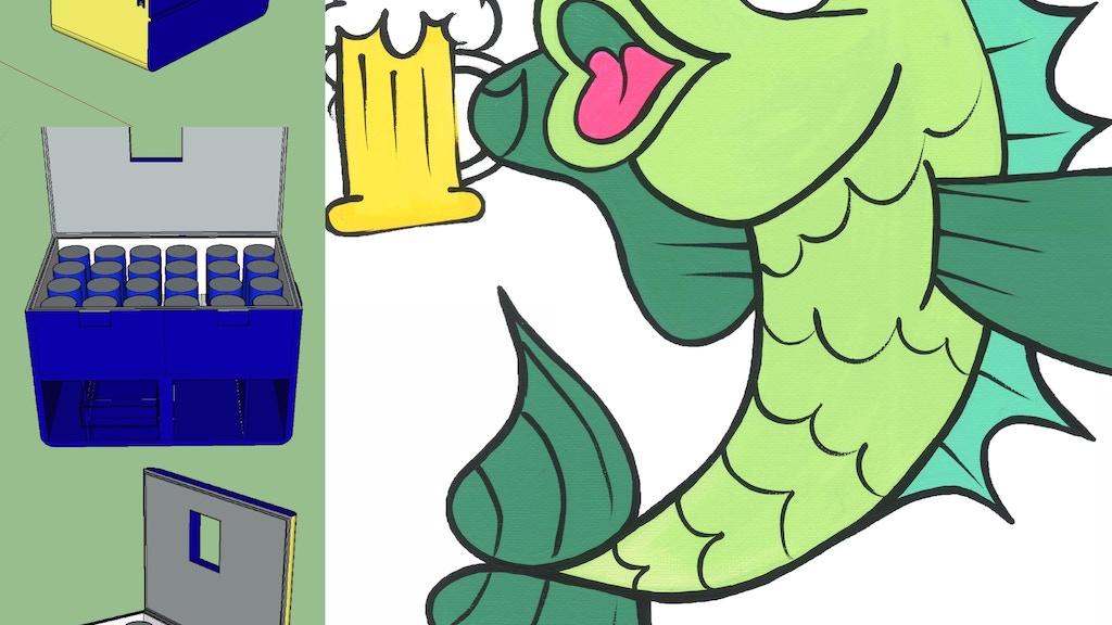 The Wicked Fisha: Tackle Box 2.0 project video thumbnail