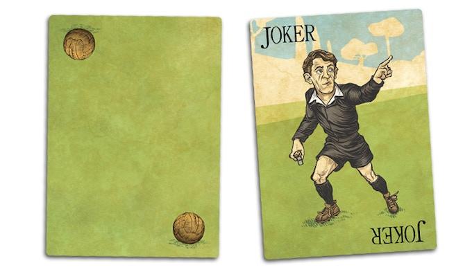 Back & Joker