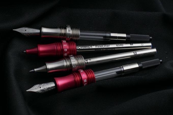 Conversion Kits - Bock 250, Schmidt FH452, Schmidt Rollerball, Nib Holders