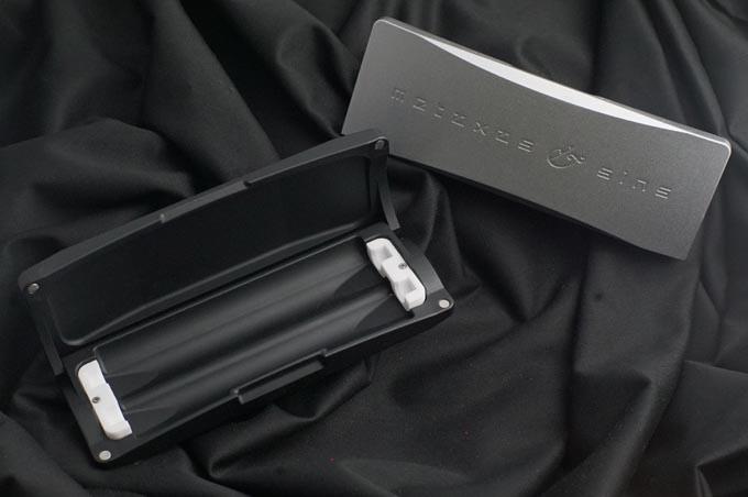"""Stylos """"Capsule"""" CNC-machined Pen Case"""