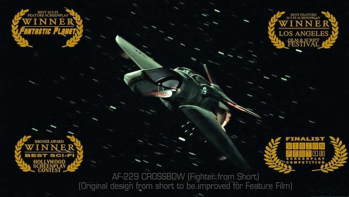 AF-229 from short film + screenplay festival laurels.