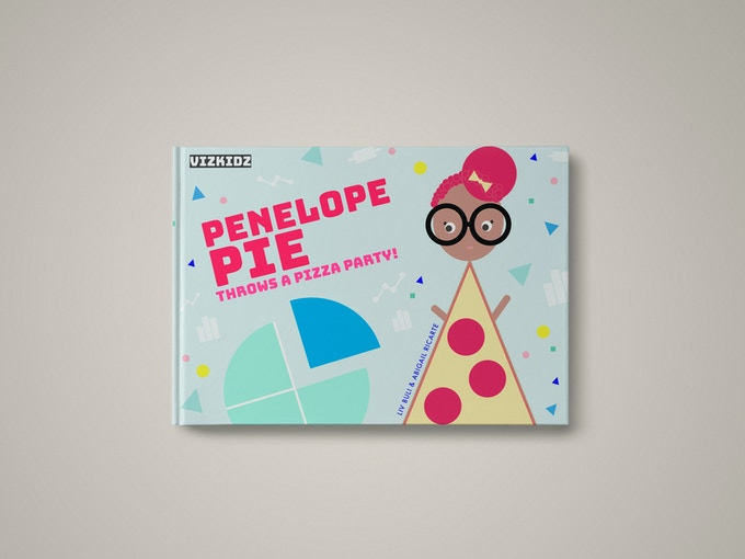 Every kid needs a copy of Penelope Pie Throws A Pizza Party on their bookshelf, don't you agree?