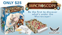 Macroscope: Intense Image Deduction Party Game, 2-6 Players
