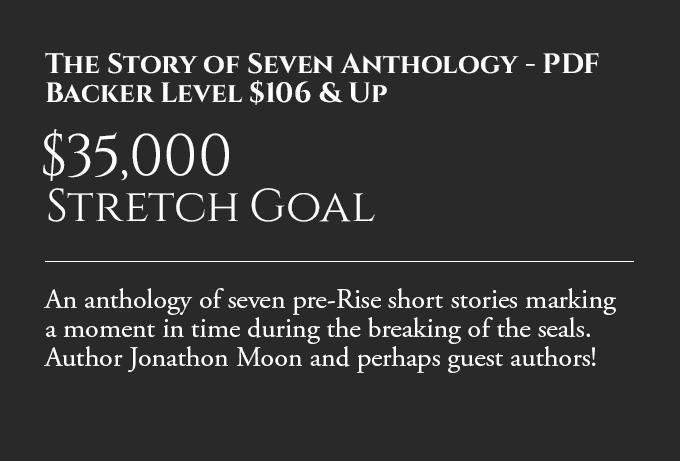 Stretch Goal: The Story of Seven Anthology – PDF Version