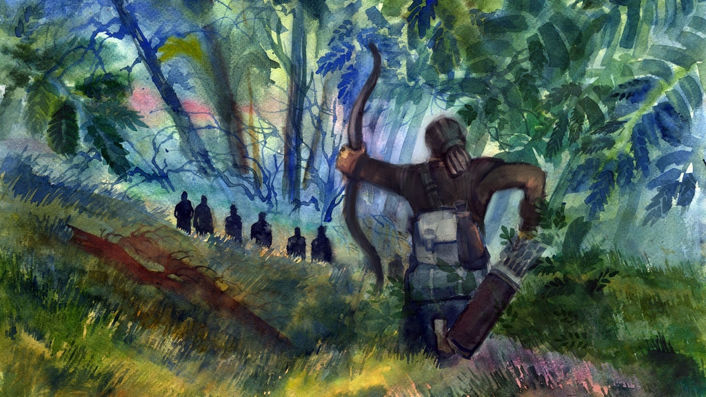 Shatterlands: Skirmish Warfare in the Banakur Forest project video thumbnail